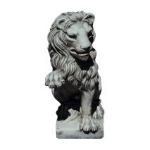 Sticker statue lion