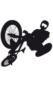 Sticker BMX