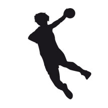 Sticker handball 3