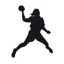 Sticker handball 4