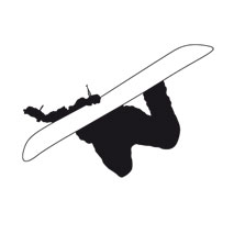 Sticker snowboard 1