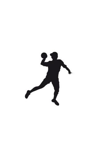 Sticker handball