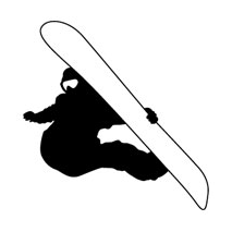 Sticker snowboard 2