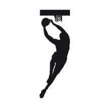 Sticker basketball 2