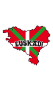 Sticker Euskadi