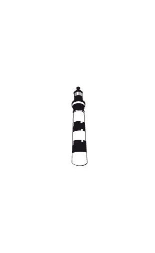 Sticker phare breton