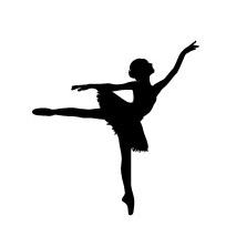 sticker danse classique 3