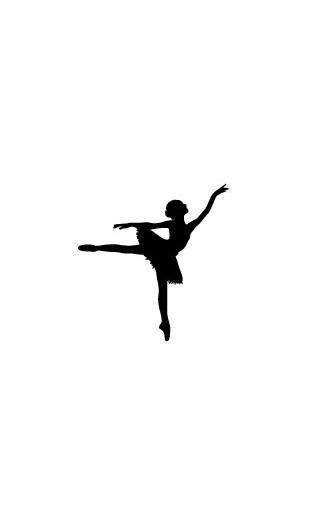 sticker danse classique