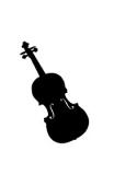 Sticker Violoncelle