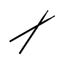 Sticker Drumstick