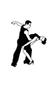 Sticker danse salsa
