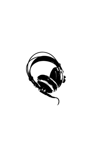Sticker Casque DJ