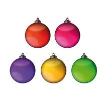 Sticker Boules de Noël 1